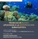 Diplomado: Técnicas de Buceo Aplicadas a la Investigación Subacuática, México 2020