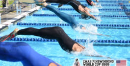XV Copa Mundo CMAS Natación con Aletas Mayo 2020 – Coral Springs, USA
