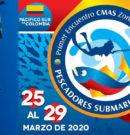 EVENTO CANCELADO – I Encuentro de Pescadores Submarinos CMAS Zona América Colombia 2020