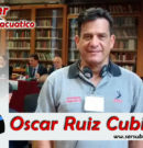 Entrevista a Oscar Ruiz, VicePresidente de CMAS Zona América