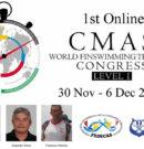Entrenadores Colombianos representarán a América en Congreso Mundial de Entrenadores de Natación con Aletas CMAS