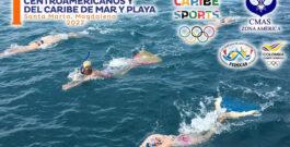 Actividades Subacuáticas incluidas en los I Juegos Centroamericanos y del Caribe de Mar y Playa 2022 en Santa Marta, Colombia