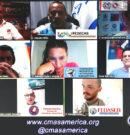 Primera Reunión de Presidentes de Federaciones de CMAS Zona América en 2021