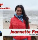 Entrevista a Jeannette Ferraro, Presidenta de la Federación Uruguaya Actividades Subacuáticas