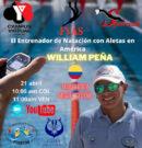 Realizado Conversatorio: El Entrenador de Natación con Aletas en América, con William Peña – Presidente de CMAS Zona América