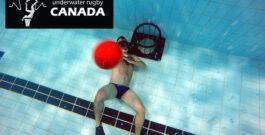 12° Campeonato Mundial de Rugby Subacuático CMAS 2023 en Montreal, Canadá